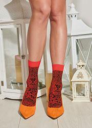 Trasparenze Nocciola Socks Zoom 4