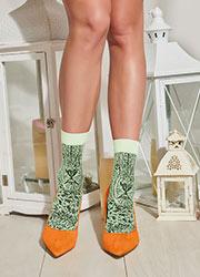 Trasparenze Nocciola Socks Zoom 2