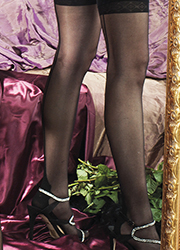 Trasparenze Pennac Seamed Stockings Zoom 2