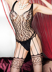 Trasparenze Persefone Bodystocking Zoom 2