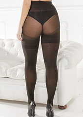Trasparenze Sibilla Plus Size Tights Zoom 3