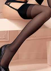 Trasparenze Sara Stockings Zoom 2