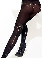 Trasparenze Stone Fashion tights Zoom 2