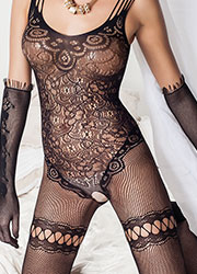 Trasparenze Susan Bodystocking Zoom 2