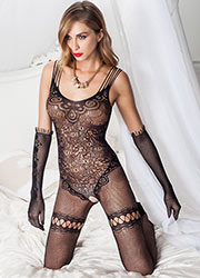 Trasparenze Susan Bodystocking Zoom 1