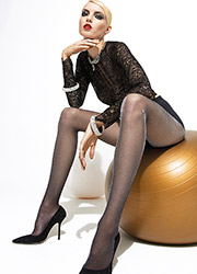 Trasparenze Vlinder Tights