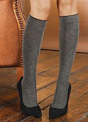 Trasparenze Wilma Cotton Knee Socks Zoom 2