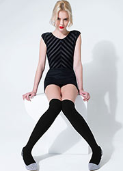 Trasparenze Wilma Over The Knee Socks Zoom 3