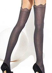Trasparenze Yucca Suspender Tights Zoom 2