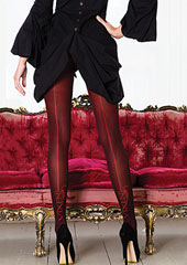 Vixen Brigitte Backseam Tights Zoom 1