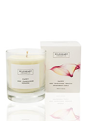 Wildheart Organics Happy Spa Candle