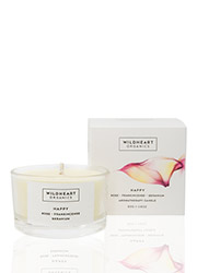 Wildheart Organics Happy Travel Candle