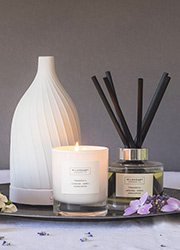 Wildheart Organics Tranquil Spa Candle Zoom 2