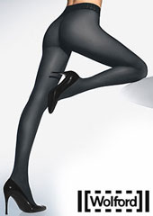 Wolford Fatal 50 Seamless Tights Zoom 1