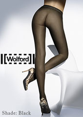 Wolford Fatal 15 Seamless Tights Zoom 3