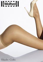 Wolford Sheer 15 Tights Zoom 3