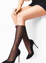 Wolford Adeline Fashion Socks Zoom 2