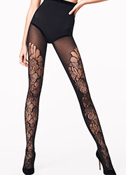 Wolford Blossom Fashion Tights