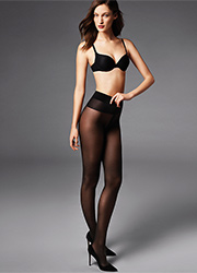 Wolford Comfort Cut 40 Opaque Tights