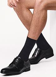 Wolford Cotton Velvet Mens Socks Zoom 2