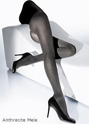 Wolford Cotton Velvet Tights Zoom 2