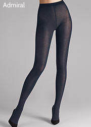 Wolford Cotton Velvet Tights Zoom 3