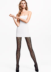 Wolford Cyndi Fashion Tights Zoom 4