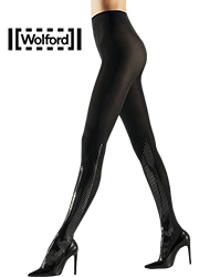 Wolford Darleene Boot Tights