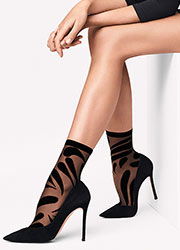 Wolford Droplet Ankle Highs Zoom 2
