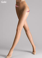 Wolford Individual 10 Control Top Tights Zoom 3