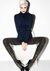 Wolford Limited Edition Jewellery Tights Zoom 3