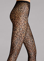 Wolford Lace Tights Zoom 3