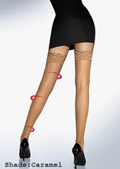 Wolford Miss W 30 Strong Support Hold Ups  Zoom 2