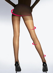 Wolford Miss W 30 Strong Leg Support Tights Zoom 2