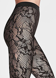 Wolford Morgan Fashion Tights Zoom 2