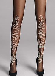Wolford Night Glow Tights Zoom 2