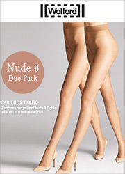 Wolford Nude 8 Duo Pack Zoom 1