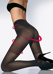 Wolford Power Shape 50 Control Top Tights Zoom 2