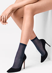 Wolford Sarah Jessica Fashion Socks Zoom 3