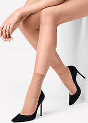 Wolford Sarah Jessica Fashion Socks