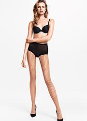 Wolford Sarah Jessica Fashion Tights Zoom 3