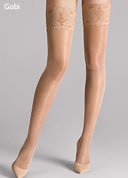 Wolford Satin Touch 20 Hold Ups Zoom 2