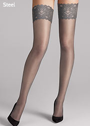 Wolford Satin Touch 20 Hold Ups Zoom 3