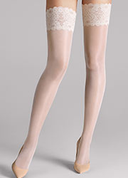 Wolford Satin Touch 20 Hold Ups Zoom 1