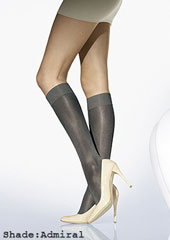 Wolford Satin Touch 20 Knee Highs Zoom 3