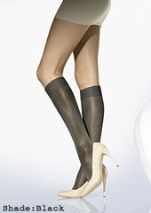 Wolford Satin Touch 20 Knee Highs Zoom 4