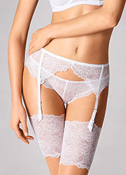 Wolford Lace Stockings Zoom 3