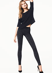 Wolford Stripes Leggings