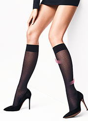 Wolford Travel Leg Support Knee Highs