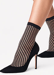 Wolford Triangle Ankle Highs Zoom 2